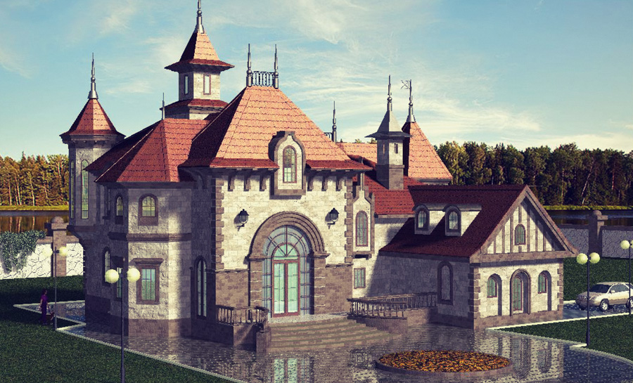 Краснодар замки